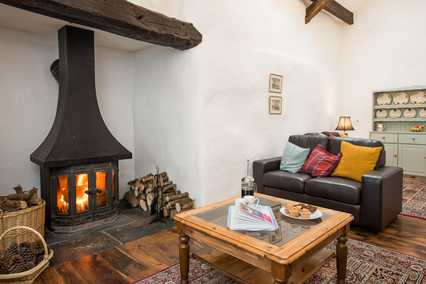 Curl up in front of a log fire this winter
