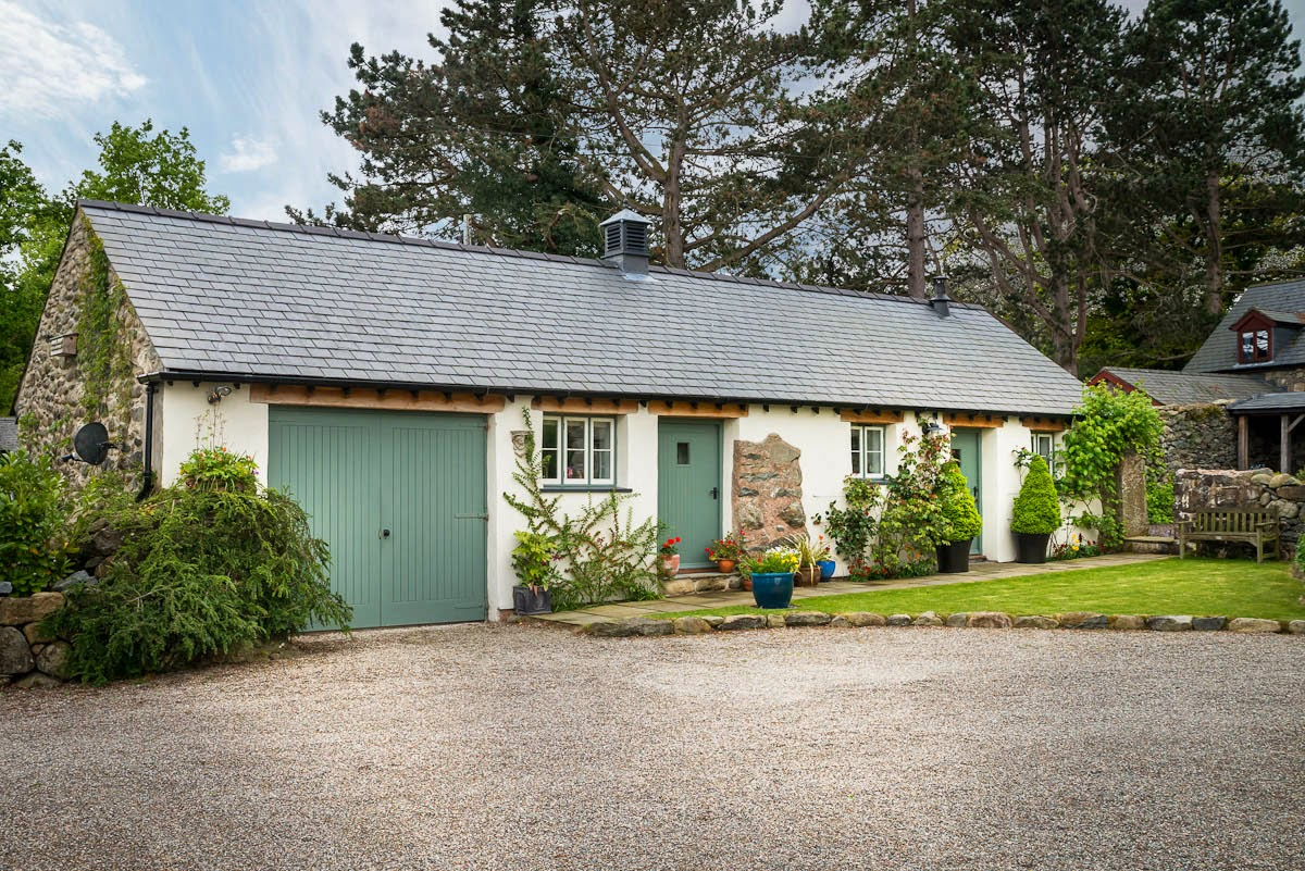 Self catering barn conversion | Conwy-Barn