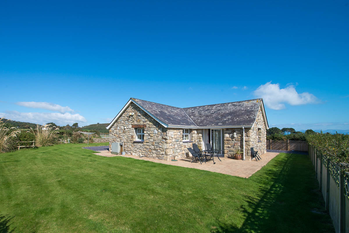 5 star self catering in Abersoch   Beudy-March