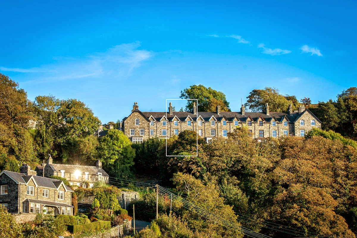 Large Victorian Property With Sea Views in Harlech   Bronwen-Terrace