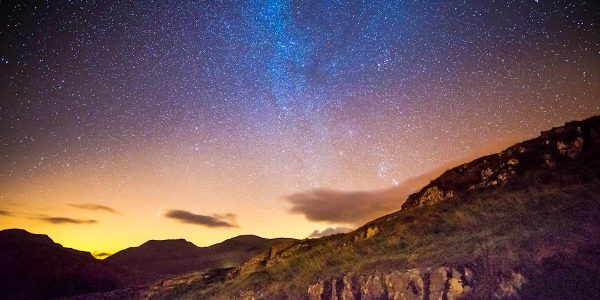 Top 5 Stargazing Spots in North Wales