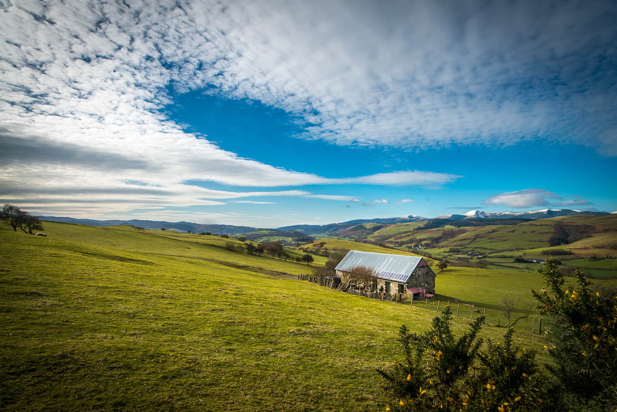 A Unique Holiday Cottage in an Idyllic Location | Beudy-Mach