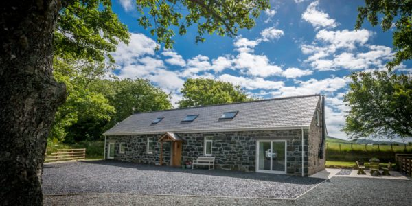 LARGE FAMILY HOLIDAY COTTAGE ON THE LLYN PENINSULA