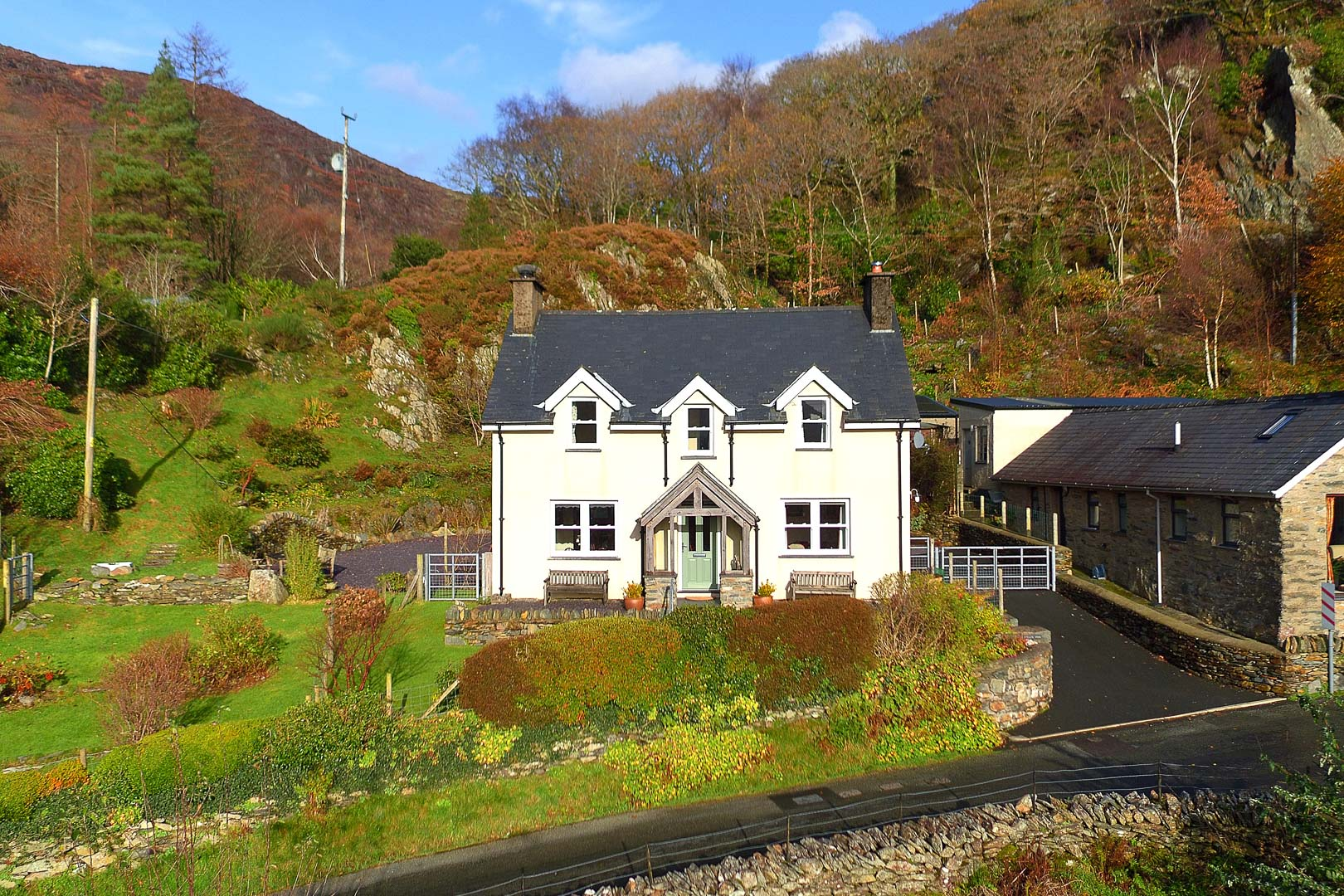 Four Bedroom Holiday Cottage in the Heart of Snowdonia | Nantmor