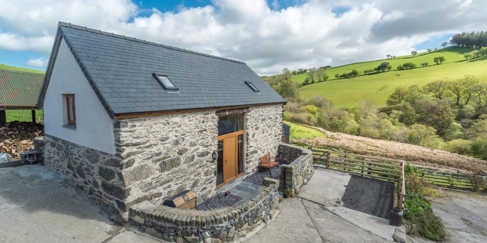 FARM HOLIDAY COTTAGE NEAR BETWS Y COED | YSGUBOR-Y-COED