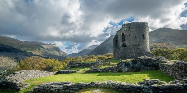 Secret Castle series. Dolbadarn