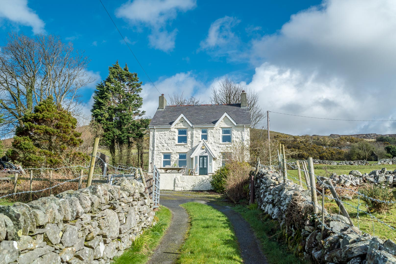 Pretty Four Bedroom Holiday Cottage Near Llanberis | Mel-Y-Beran