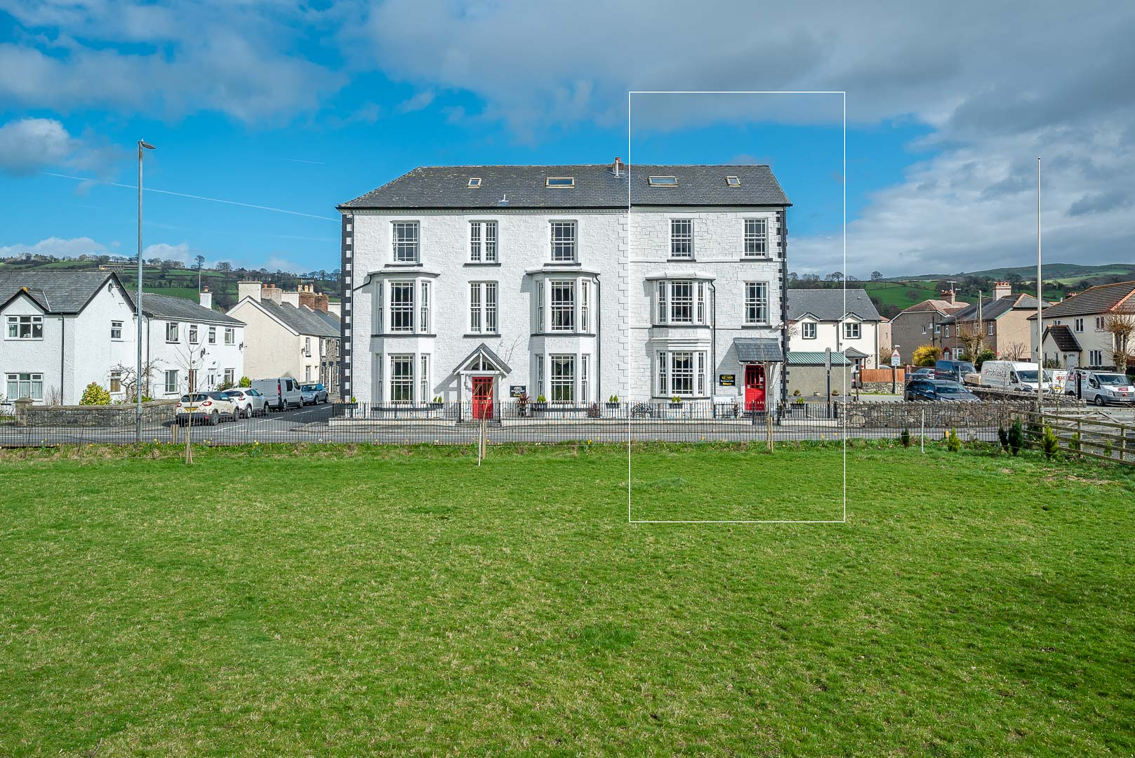 Holiday Apartment in The Heart Of The Conwy Valley | Erwain
