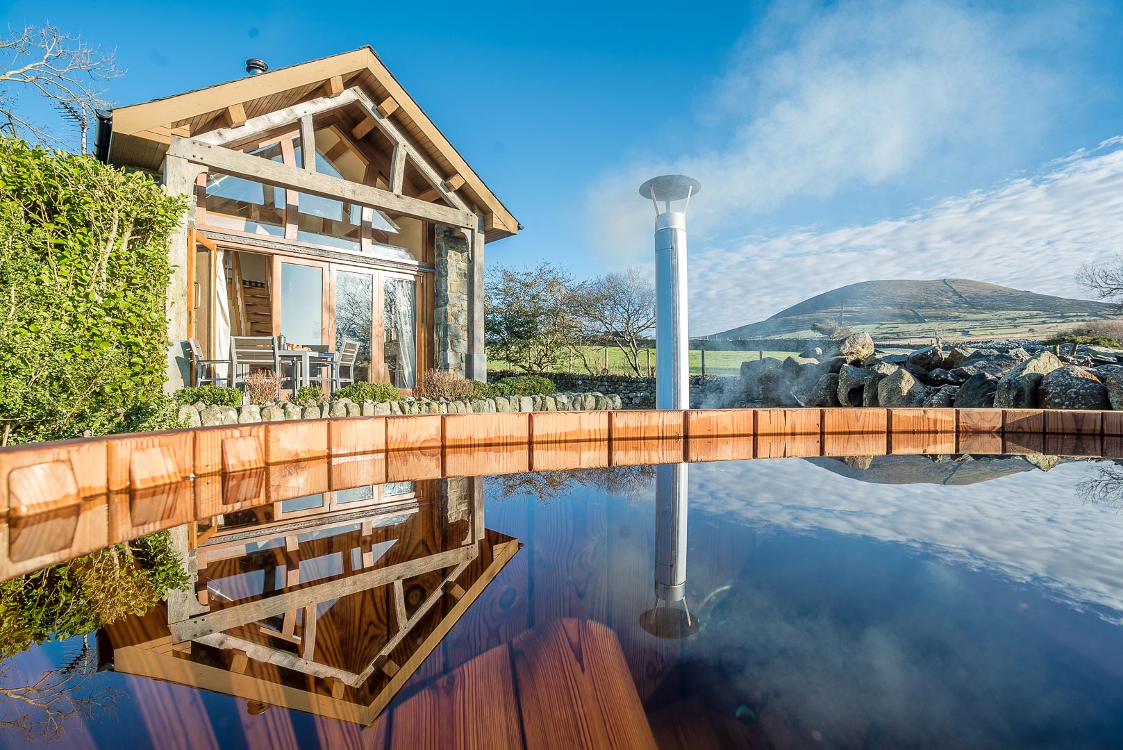 Self Catering Barn Conversion on a Working Snowdonia Farm | Nant