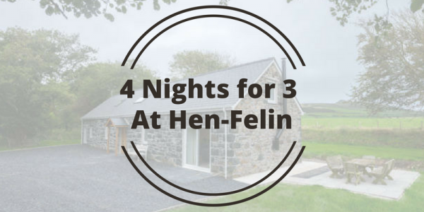 MID WEEK BREAK OFFER AT HEN-FELIN, LARGE FAMILY HOLIDAYS