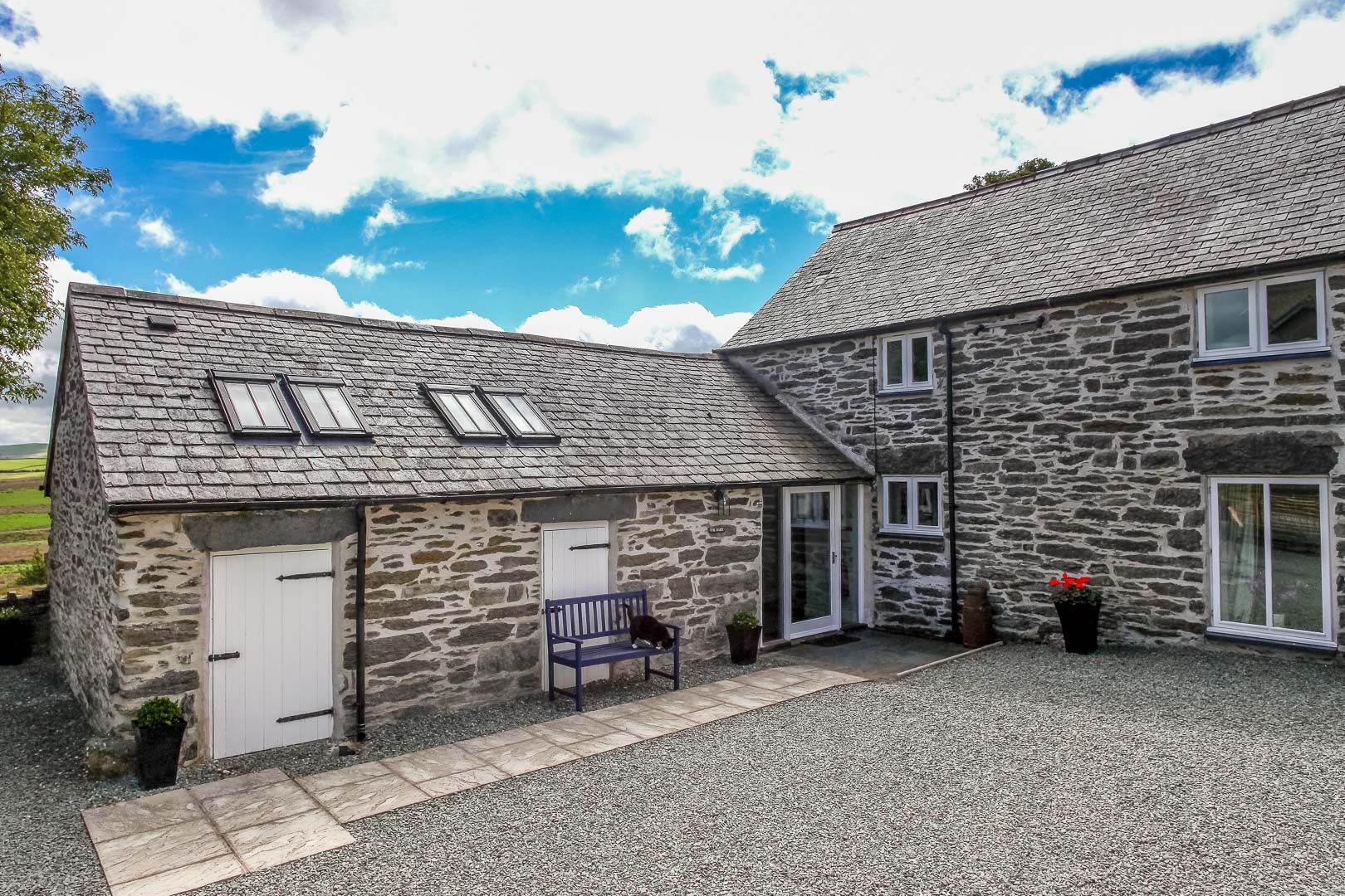 Rural Three Bedroom Holiday Cottage Near Bala | Llaethdy-Wen