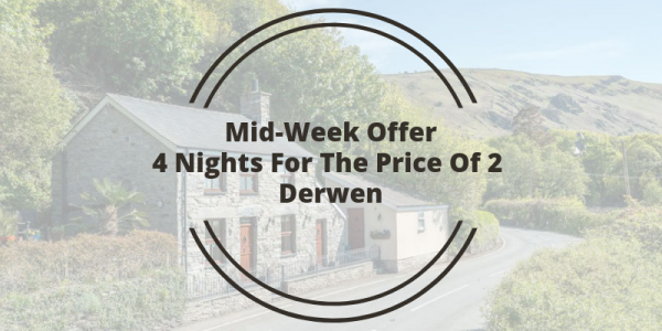 Winter Mid Week special Offer 4 Nights For the Price of 2