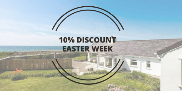 10% Discount For Easter Week
