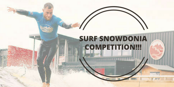 Surf Snowdonia Competition