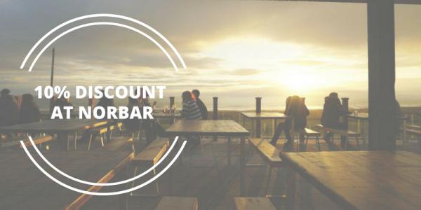 10% Discount At Norbar