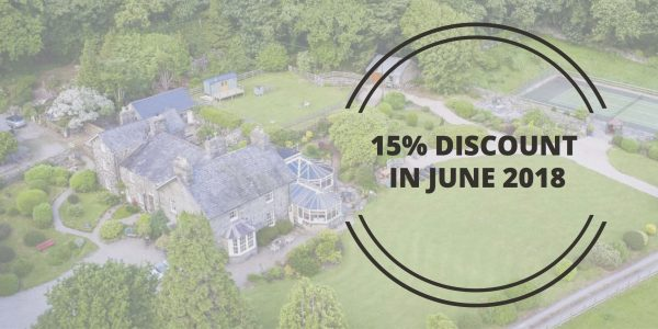 15% Discount At Gwenllian in June 2018