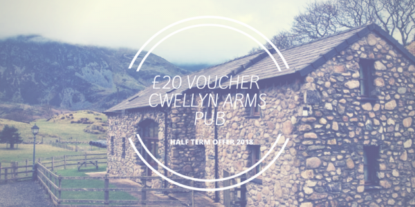 £20 VOUCHER FOR THE CWELLYN ARMS