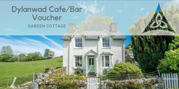 Dylanwad Cafe/Bar Voucher at Holiday Cottage With Fantastic Mountain Views