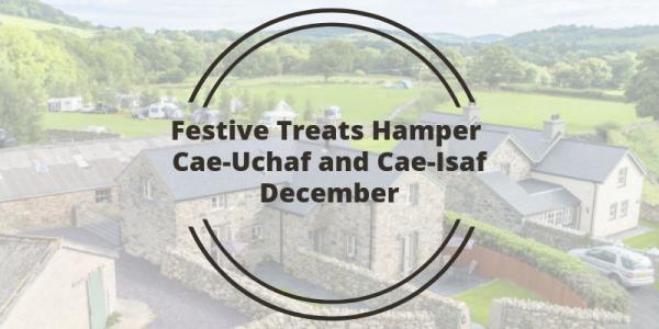 Festive Treats Hamper Cae-Uchaf and Cae-Isaf December (2)