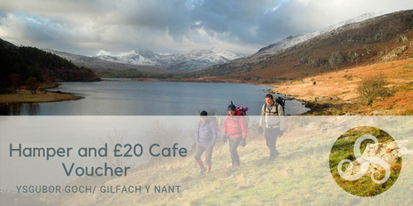 Hamper and £20 Cafe Voucher Holiday Cottage In Wild Snowdonia