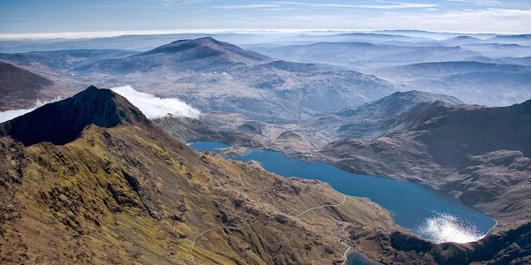 The 14 Peaks of Snowdonia