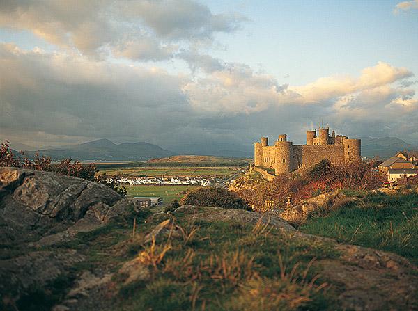 Bloodiest Castles in Wales