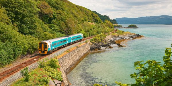 See Snowdonia By Train
