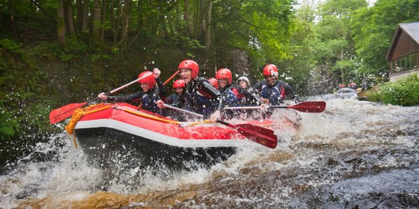 Watersports Snowdonia Style