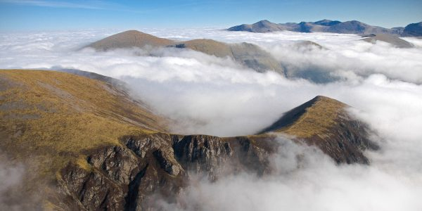 Secret Mountains Series. A guide to the lesser known peaks of North Wales.