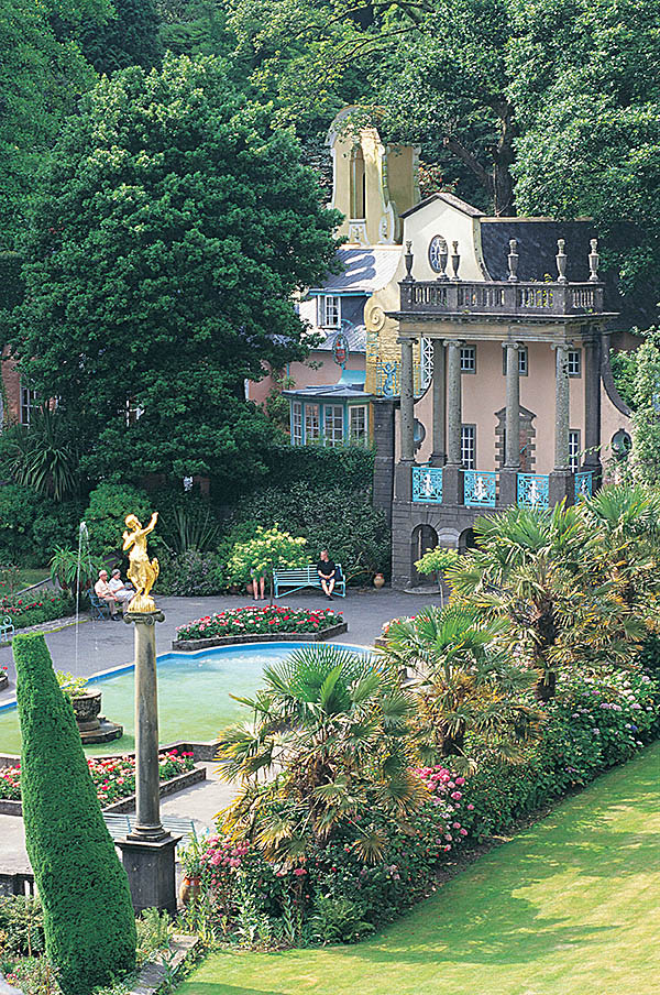 PortmeirionLlyn PeninsulaNorth WalesTowns & Villages
