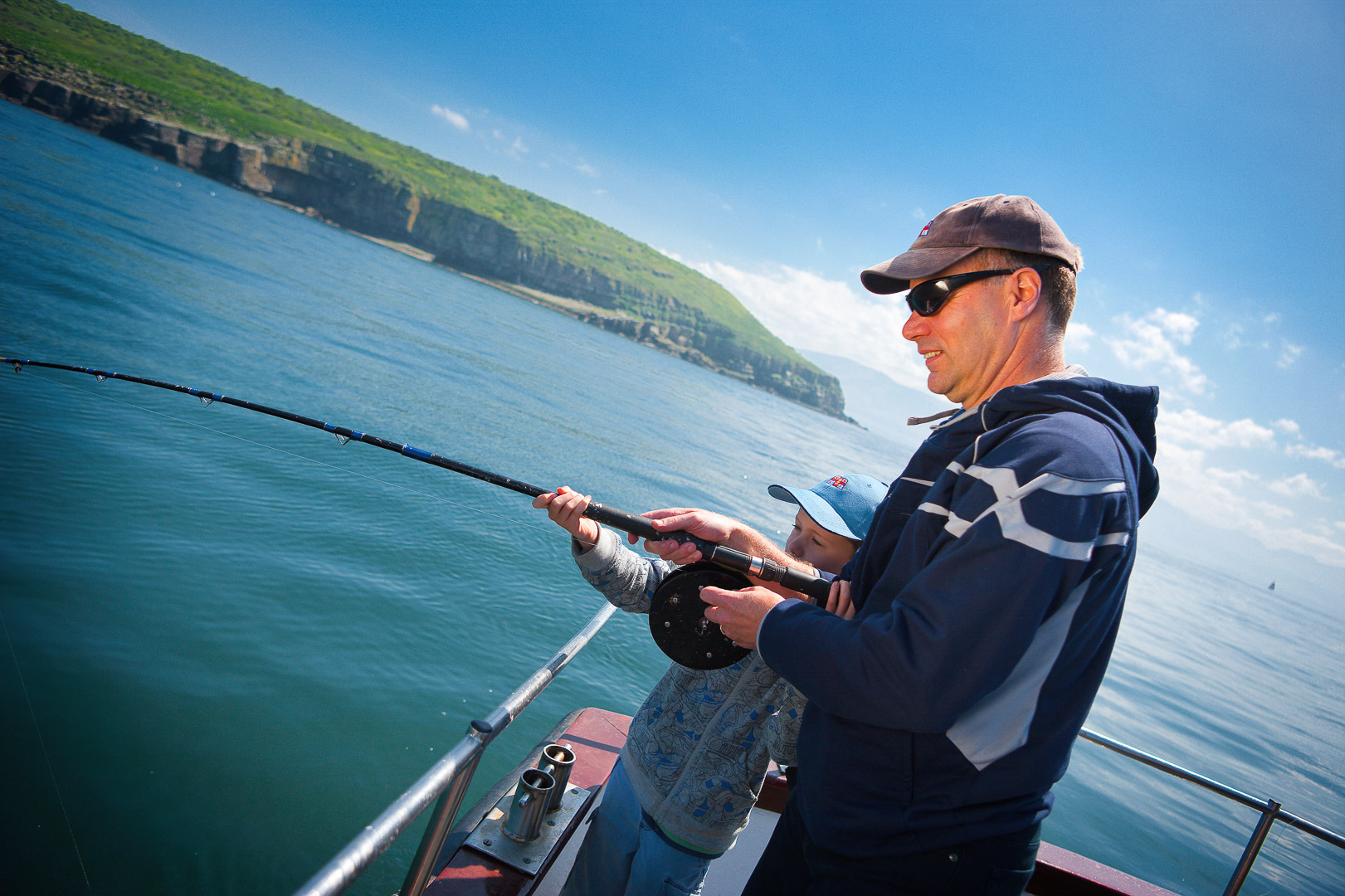 Top 5 boat trips in North Wales