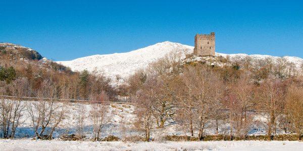 Secret Castle series. Dolwyddelan.