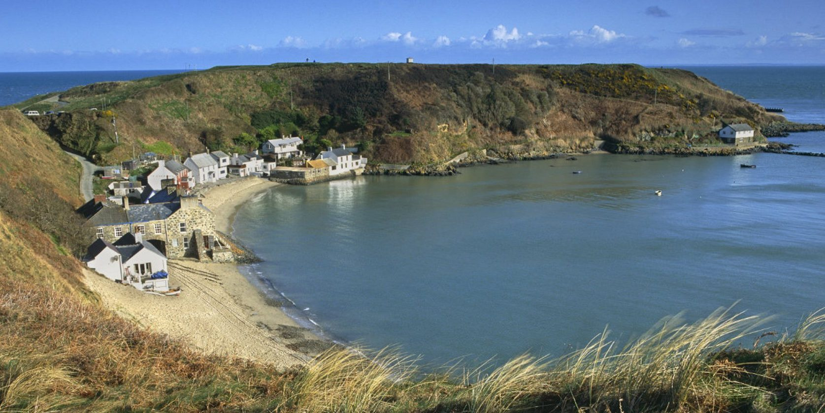 NATIONAL TRUST PROPERTIES IN NORTH WALES