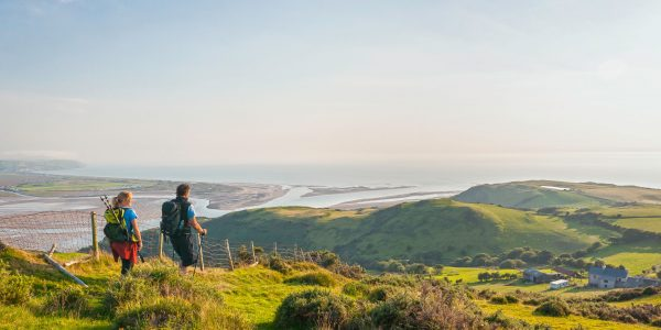 BEST WALKS IN SNOWDONIA NORTH WALES FOR BEGINNERS
