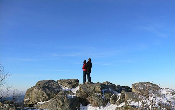 Romantic Weekend Snowdonia