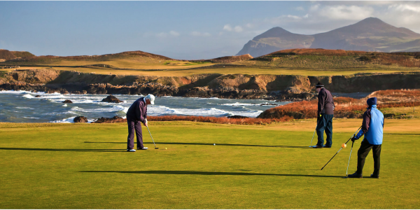 Where To Play Golf In North Wales