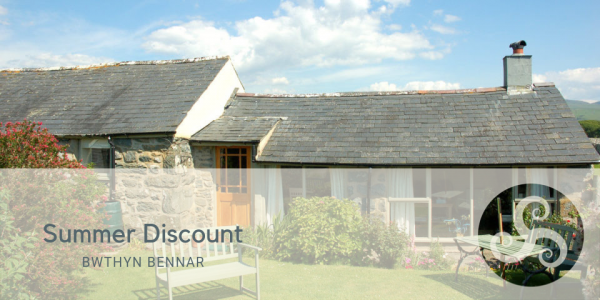 Summer Discount at Holiday Cottage Near Bennar Beach Snowdonia