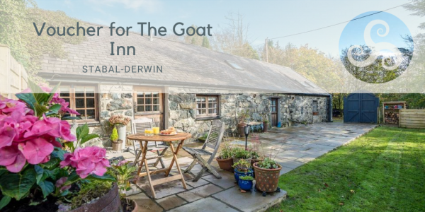 Voucher for The Goat at Traditional Barn Conversion