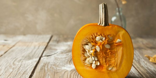 WHAT TO DO WITH THE LEFTOVER PUMPKIN