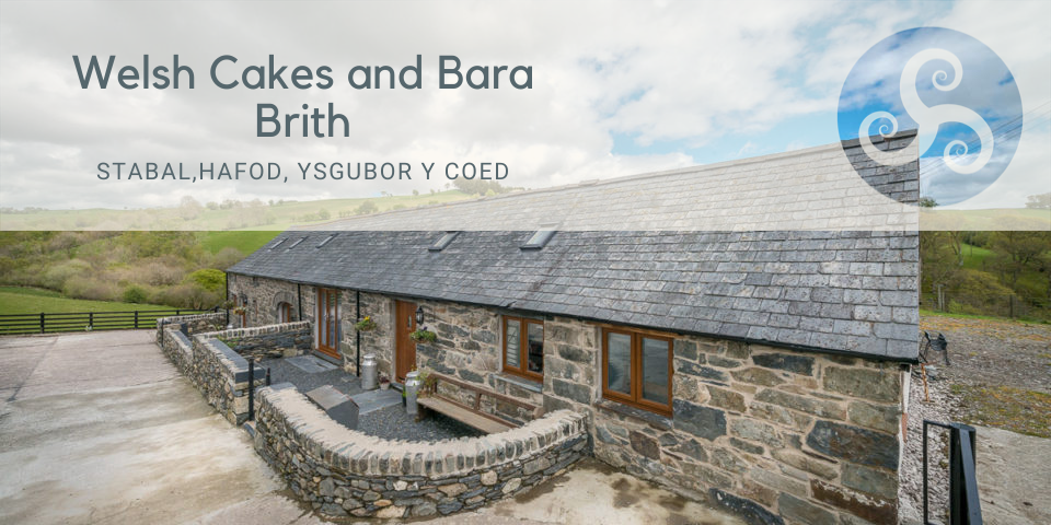 Welsh Cakes And Bara Brith At Farm Stays Near Betws Y Coed Dioni