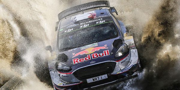 Calling All Petrol Heads - Elfyn Is Coming Home!