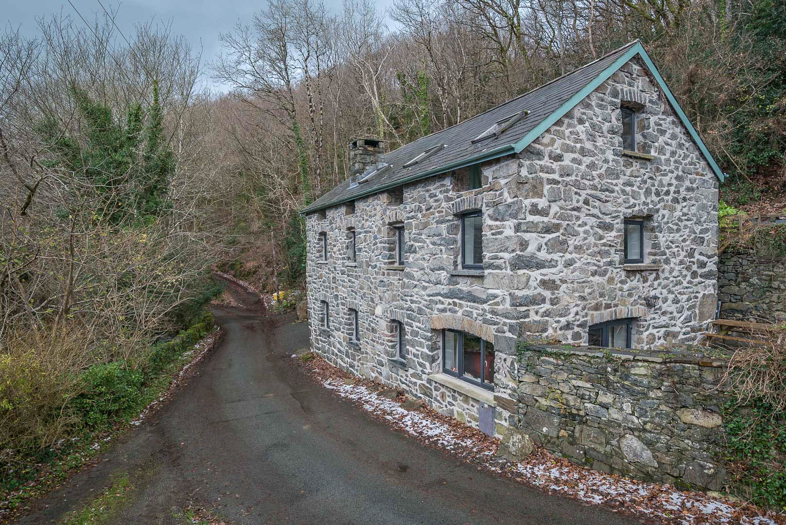 Converted Water Mill Full Of Character | Melin-Isaf