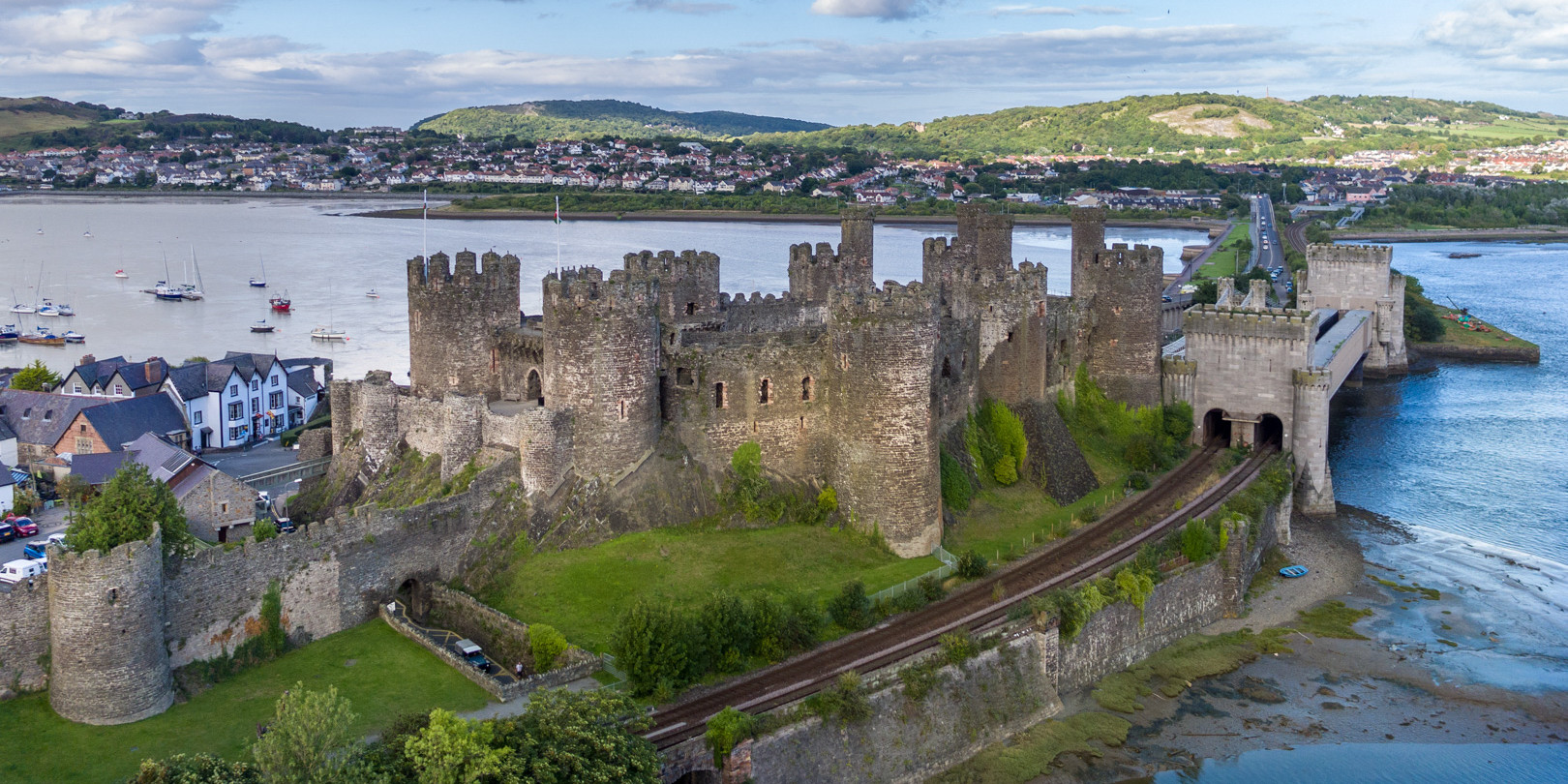 THINGS TO DO THIS EASTER IN NORTH WALES | Conwy Castle