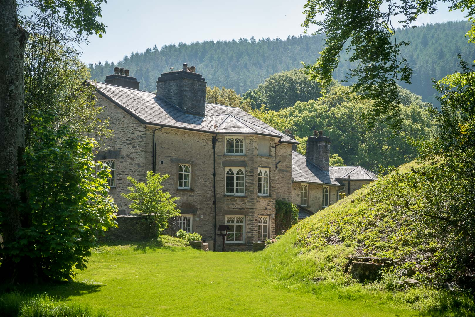 Elegant self-catering accommodation in North Wales | Crogen-Wing