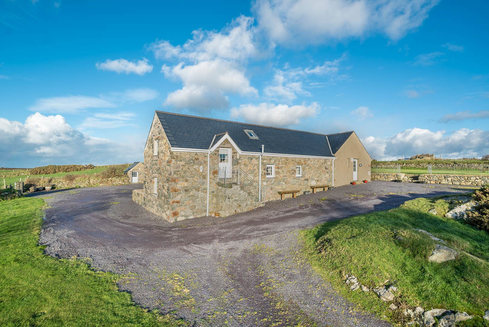 Four Bedroom Self Catering Cottage Near Aberdaron | Stabal-Llwynfor