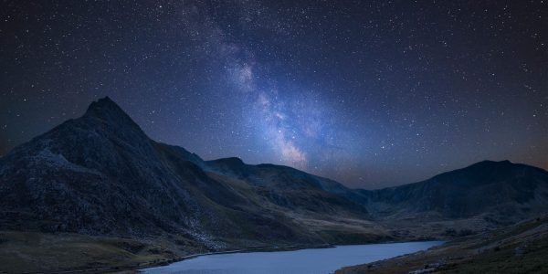 What Can You See In The Dark Skies Above Snowdonia?