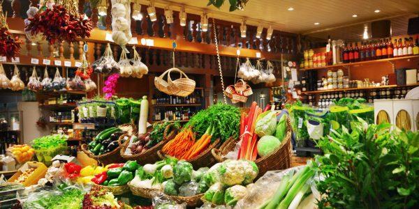 Top 5 Farm Shops & Deli's