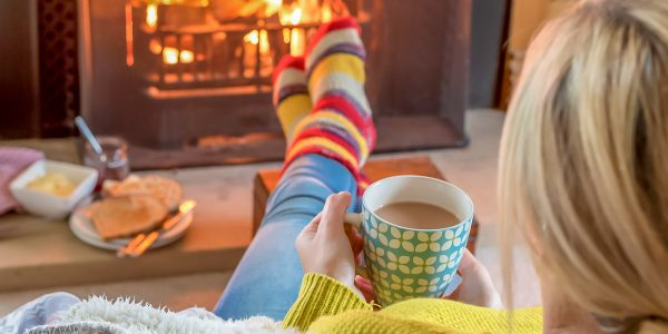 Top 5 Holiday Cottages With A Real Fire in North Wales