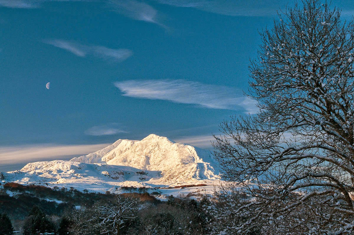 Snowdonia in Winter | Places To Go During The Winter Season
