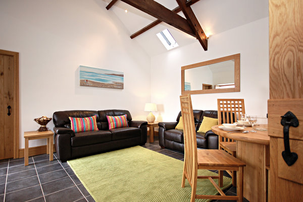 Self catering cottage in Tal Y Bont near Barmouth